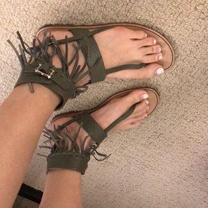 Valentino sandal green